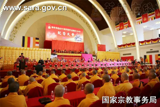 上海静安寺隆重举办迁址800周年